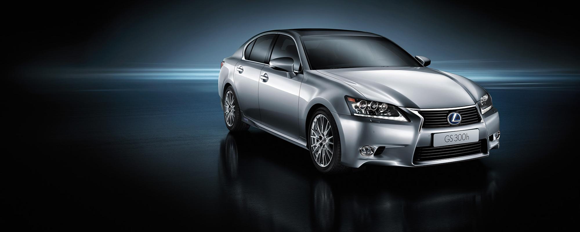 Lexus GS 300h Hybrid: 20% bijtelling vanaf 46.390 euro
