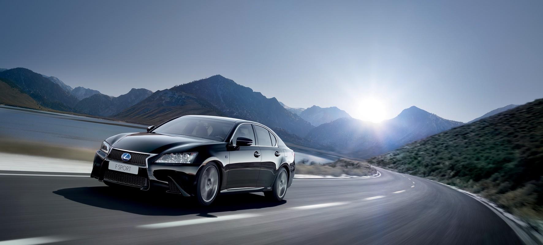 Lexus op de sportieve toer in Genève