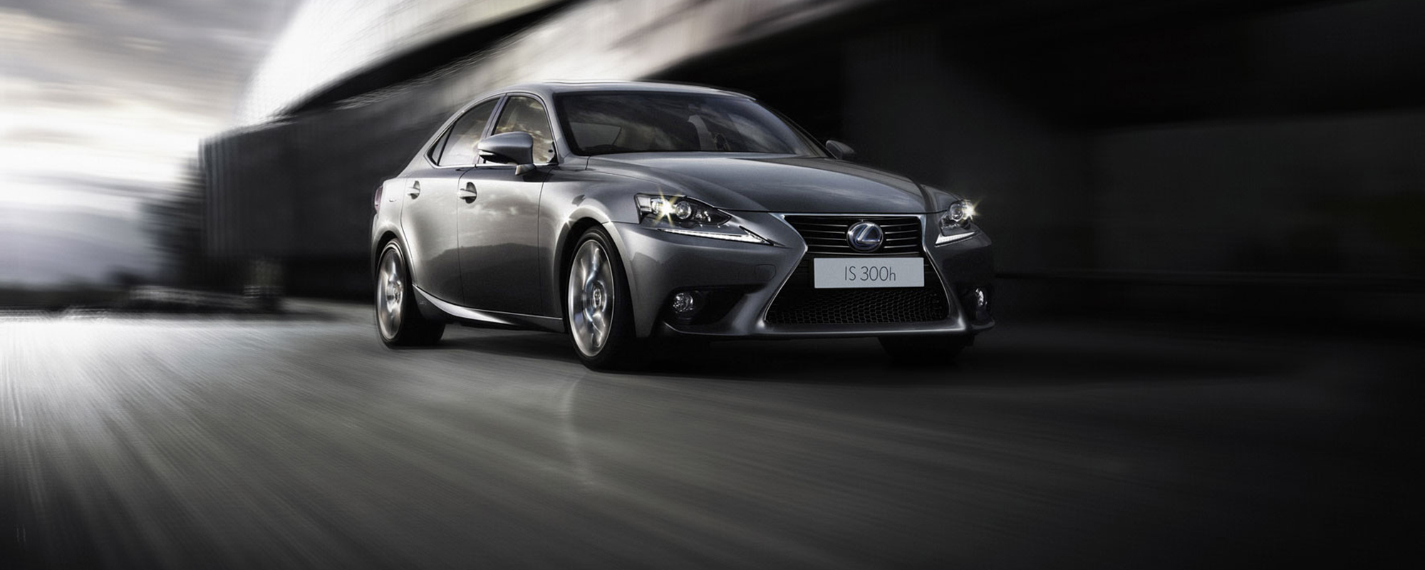 Scherpe prijs Lexus IS 300h Hybrid