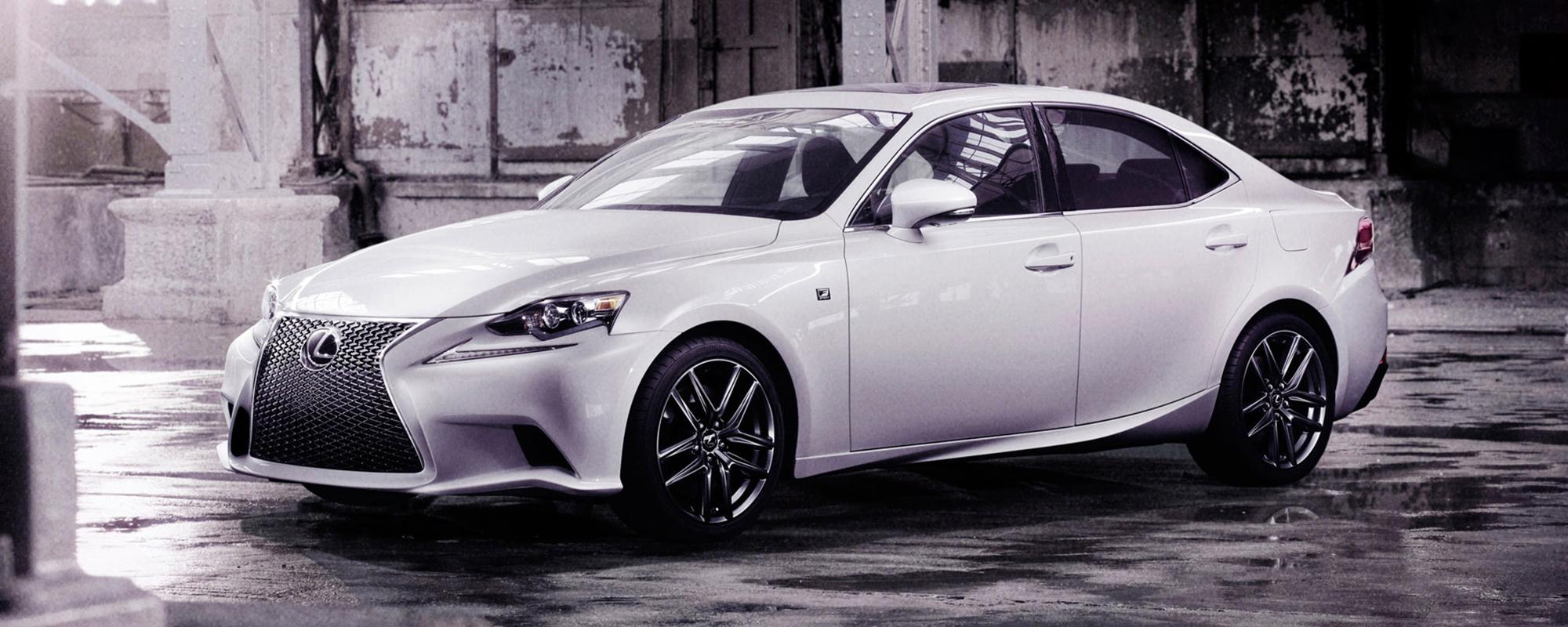 Nieuwe Lexus IS onthuld: design, luxe en dynamiek