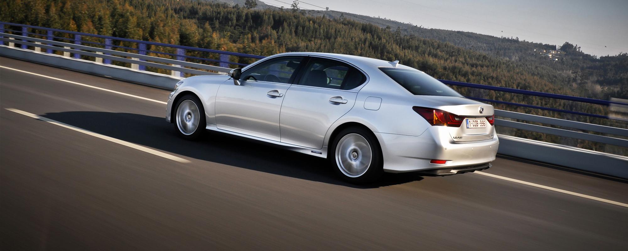 Lexus GS 450h 20th Anniversary trakteert op bijna € 4.500,- voordeel