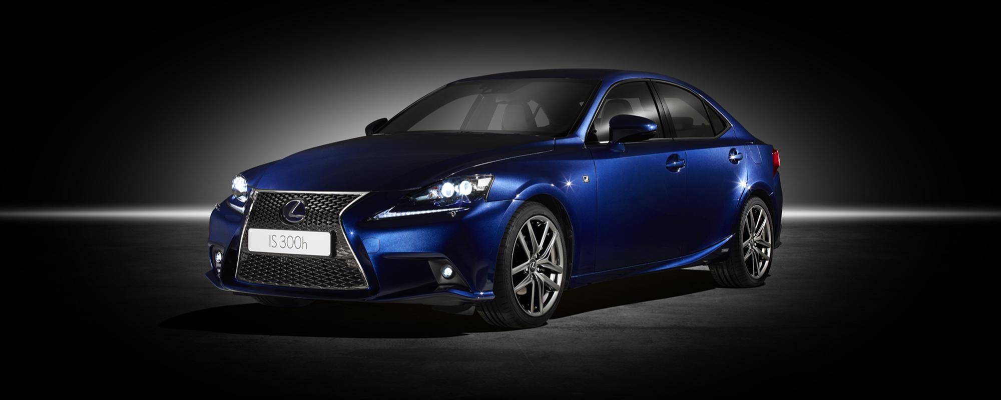 Lexus IS 300h: 223 pk en toch slechts 20% bijtelling