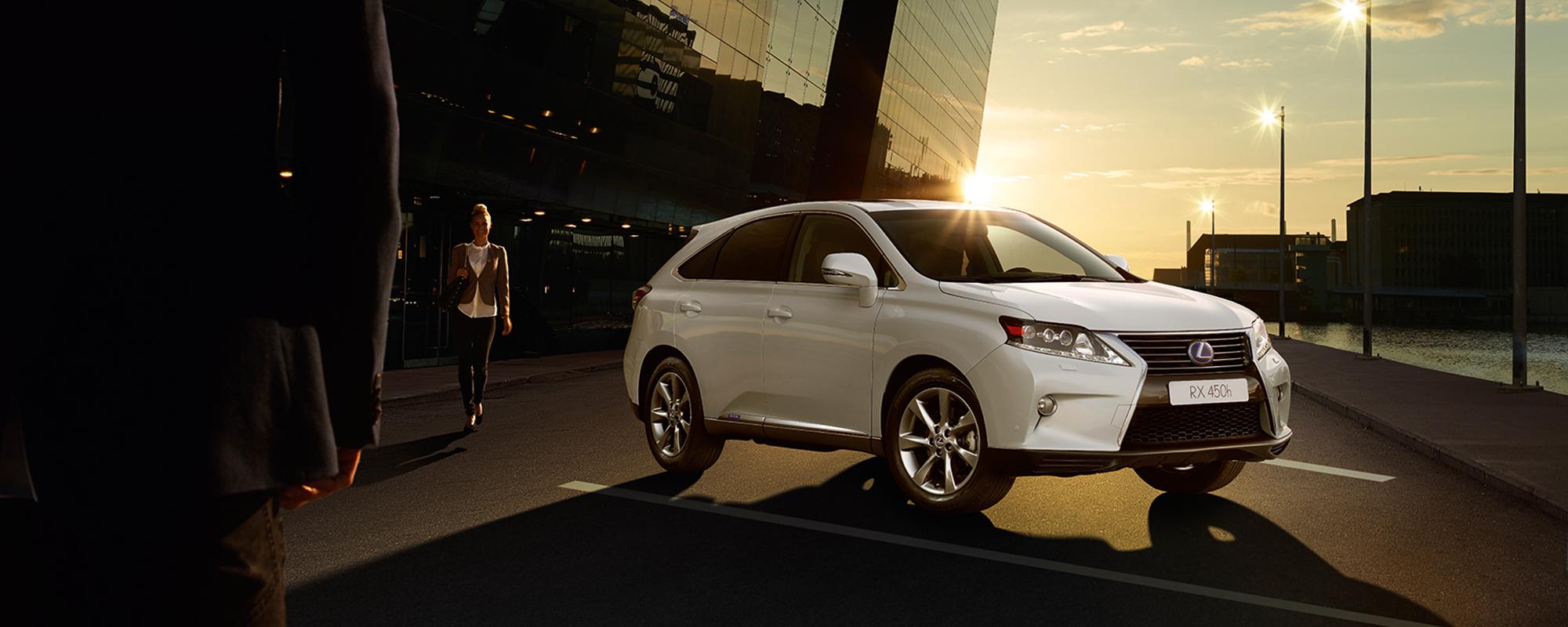 Lexus presenteert de RX 450h Special Edition