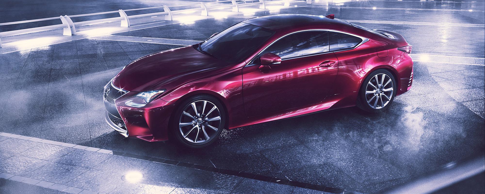 Debuut voor Lexus RC op Tokyo Motor Show