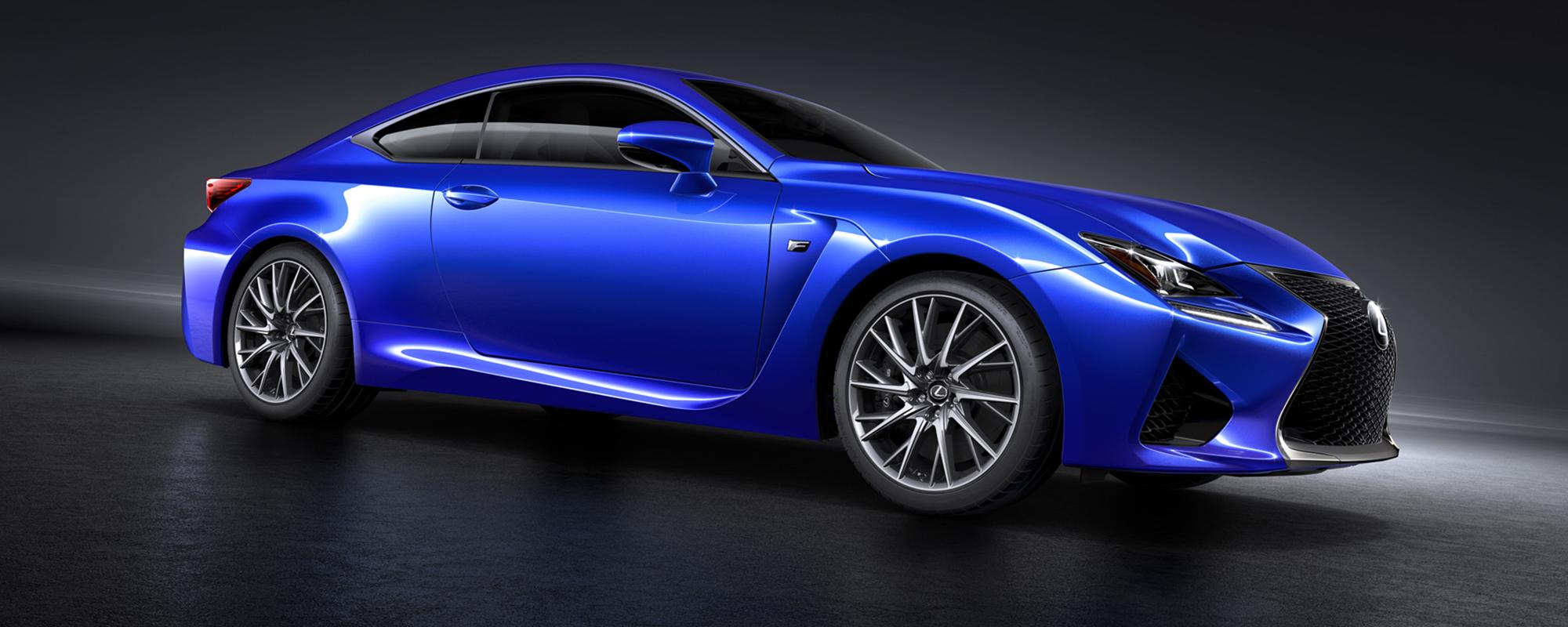 Ultieme rijprestaties: Krachtige V8 met meer dan 450 pk voor LexusnieuweRCF
