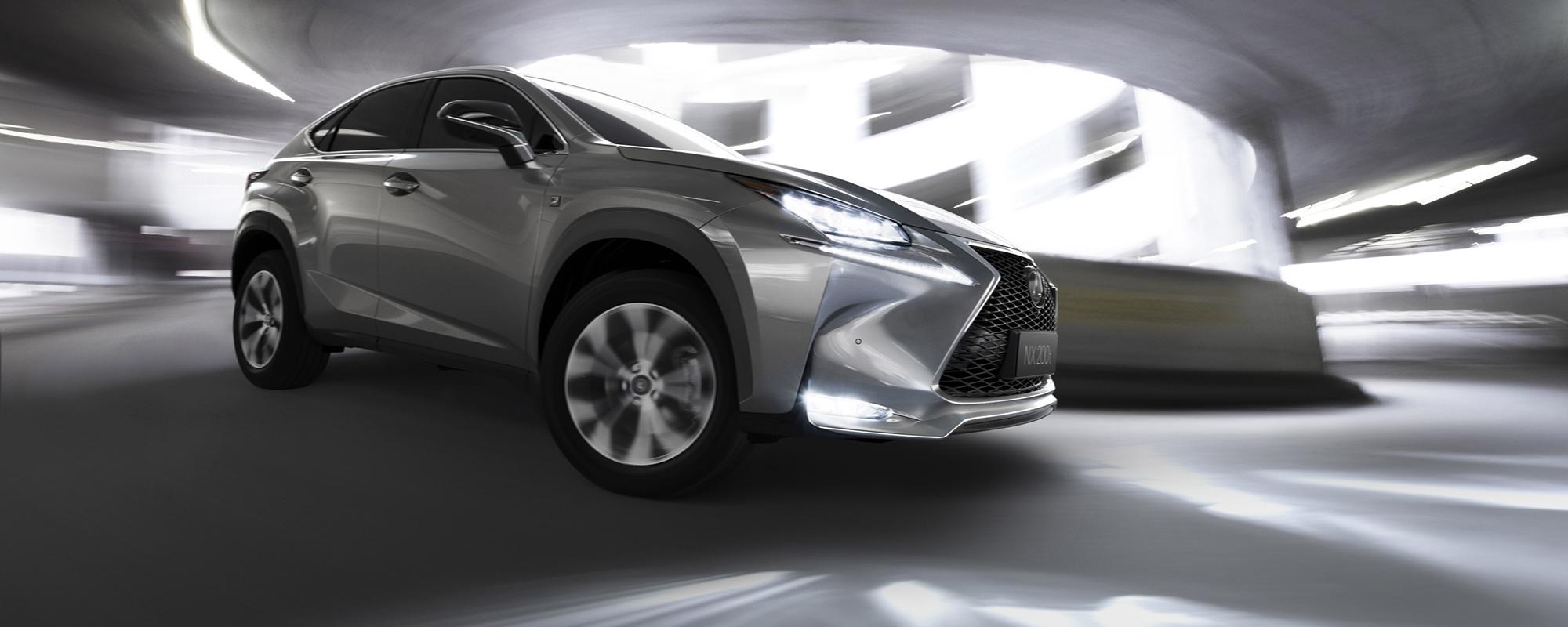 Lexus NX krijgt nieuwe hybride aandrijflijn