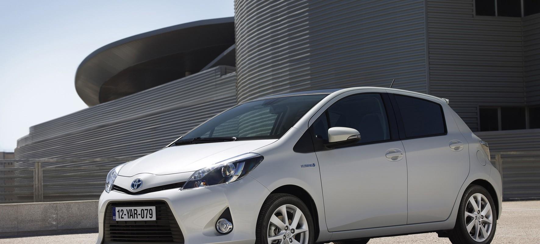 Toyota en Lexus domineren ANWB TOP10 zuinige auto's