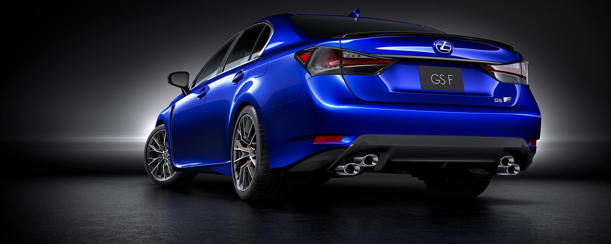 Lexus GS F: nóg een atmosferische high performance V8