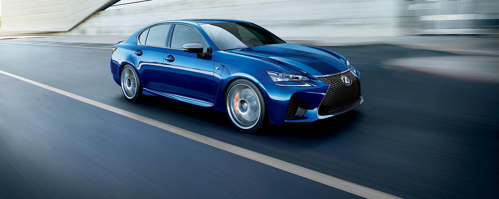 Lexus GS F met 5.0 liter V8: fijngeslepen op de Nordschleife