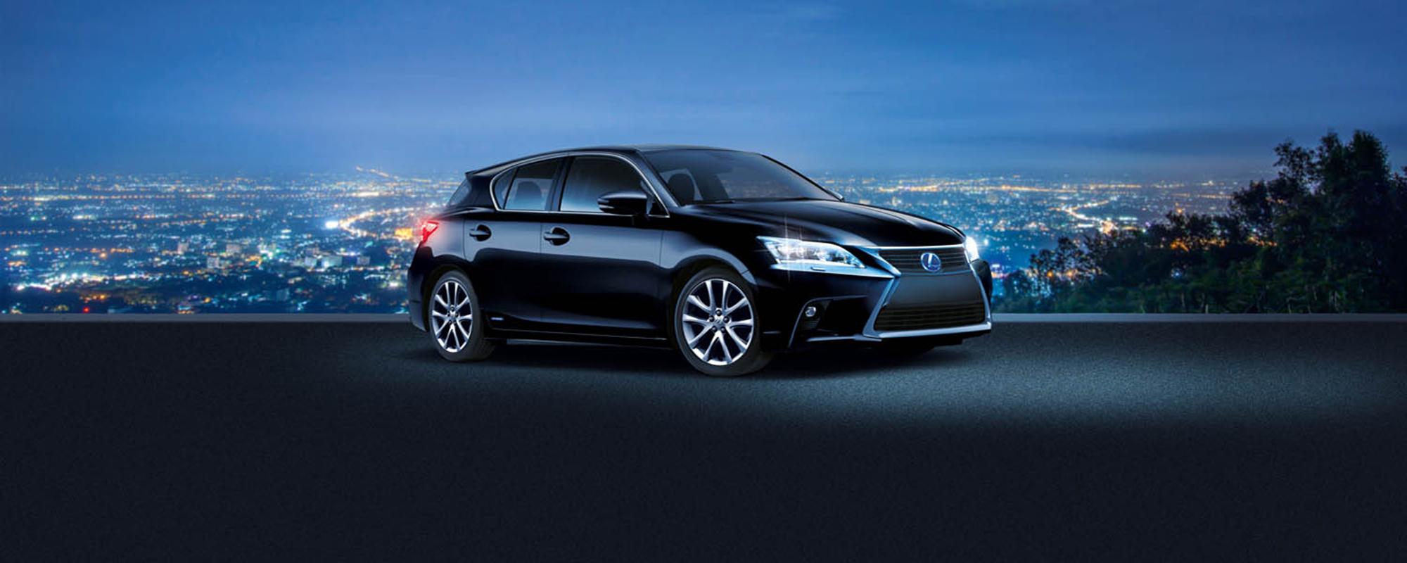Lexus CT 200h 25th Edition: heel veel extra en maar 14% bijtelling
