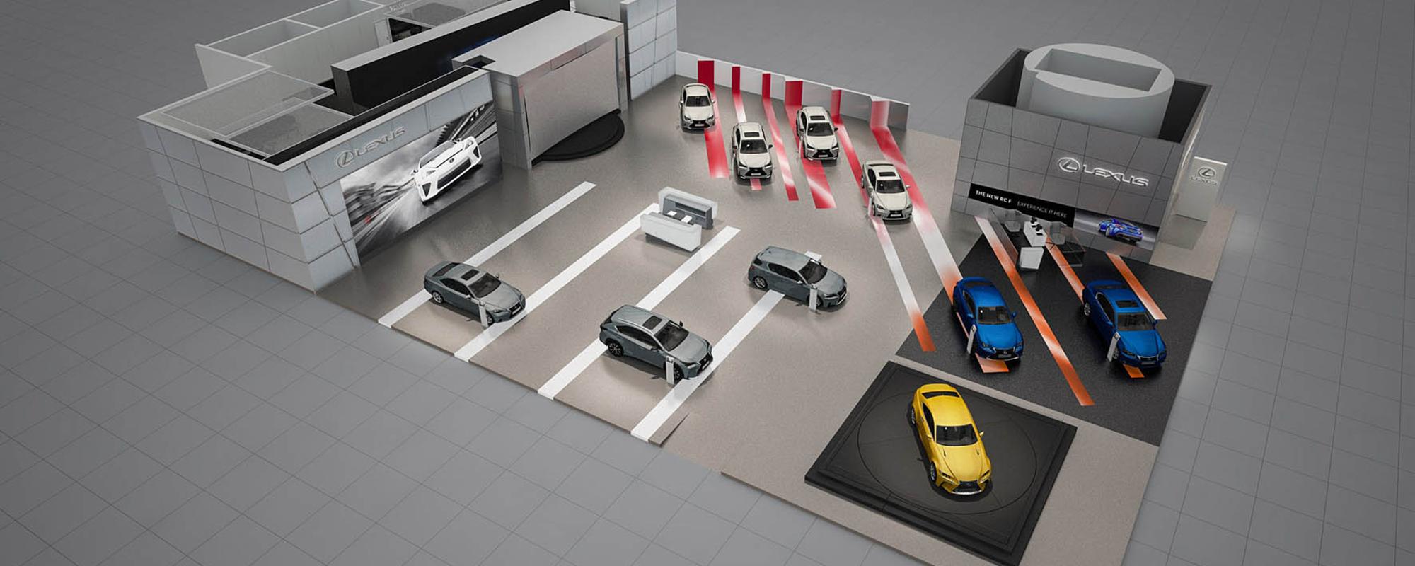 Lexus heeft drie primeurs op Geneva Motor Show