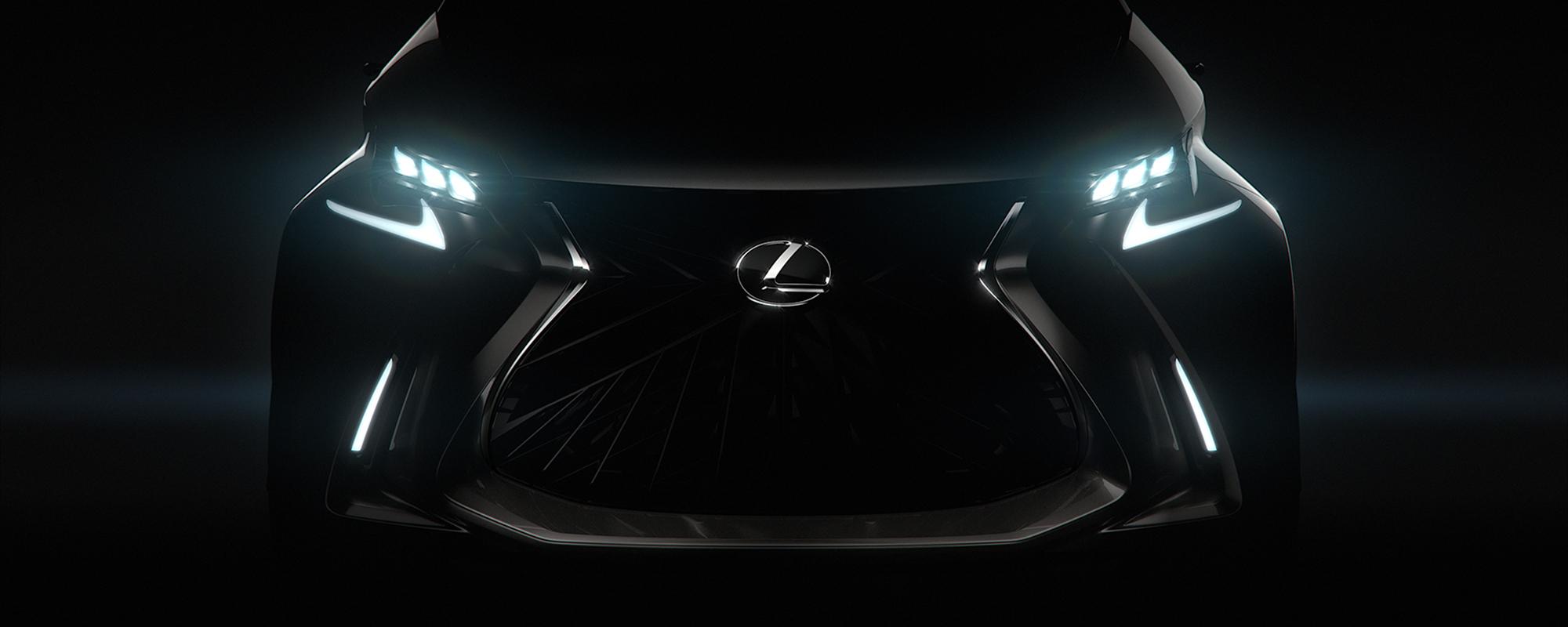 Wereldpremière bij Lexus op Genève: de LF-SA Concept
