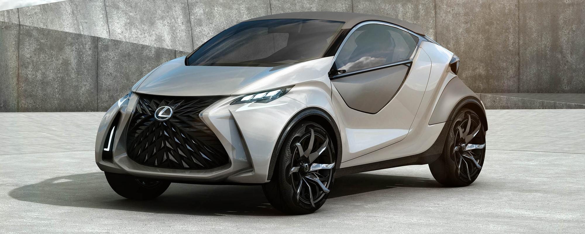 Lexus toont uitersten op Autosalon van Genève