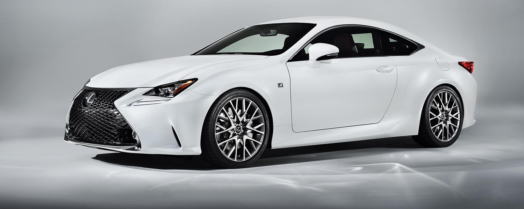 Lexus showt de RC 300h en NX will.i.am op de AutoRAI