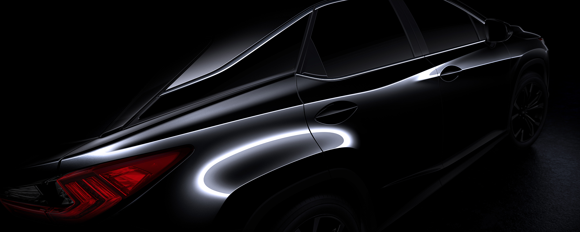 Nieuwe Lexus RX beleeft werelddebuut op New York International Auto Show