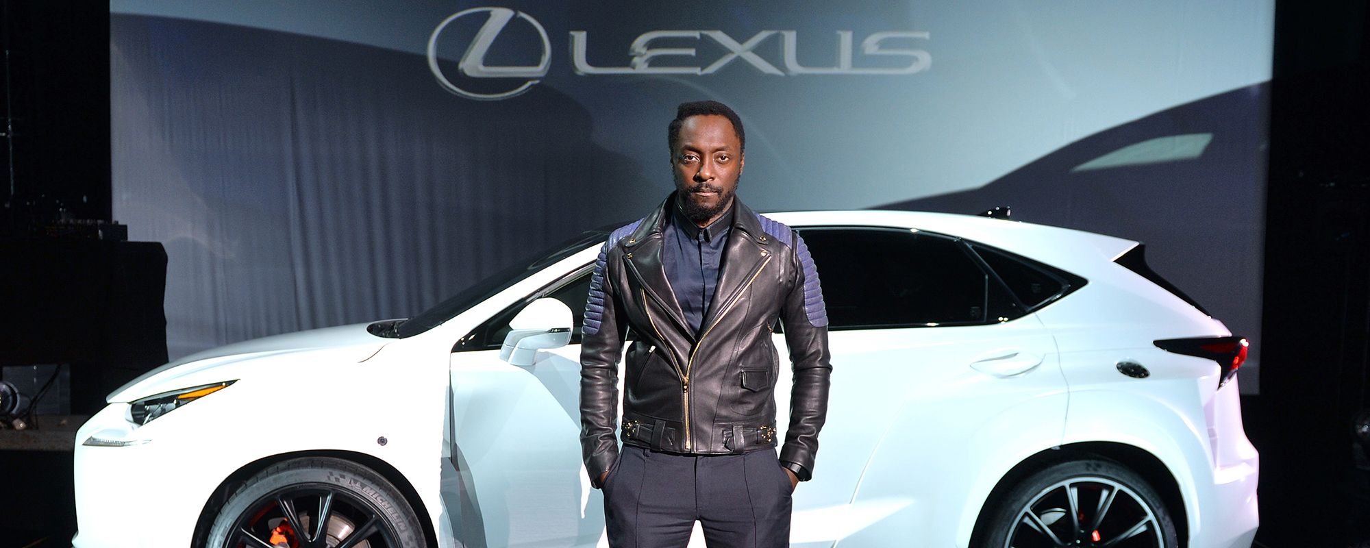 Lexus NX by will.i.am op de AutoRAI: exclusiever wordt het niet