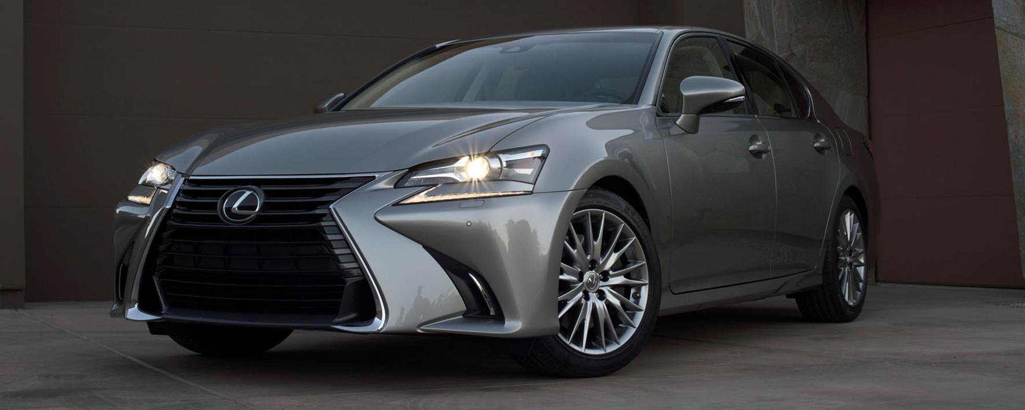 Lexus brengt de GS op een nog hoger plan