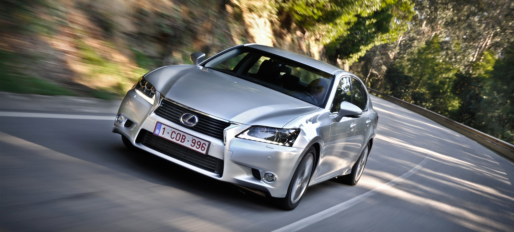 Lexus GS 450h Hybrid: onderscheidend vermogen
