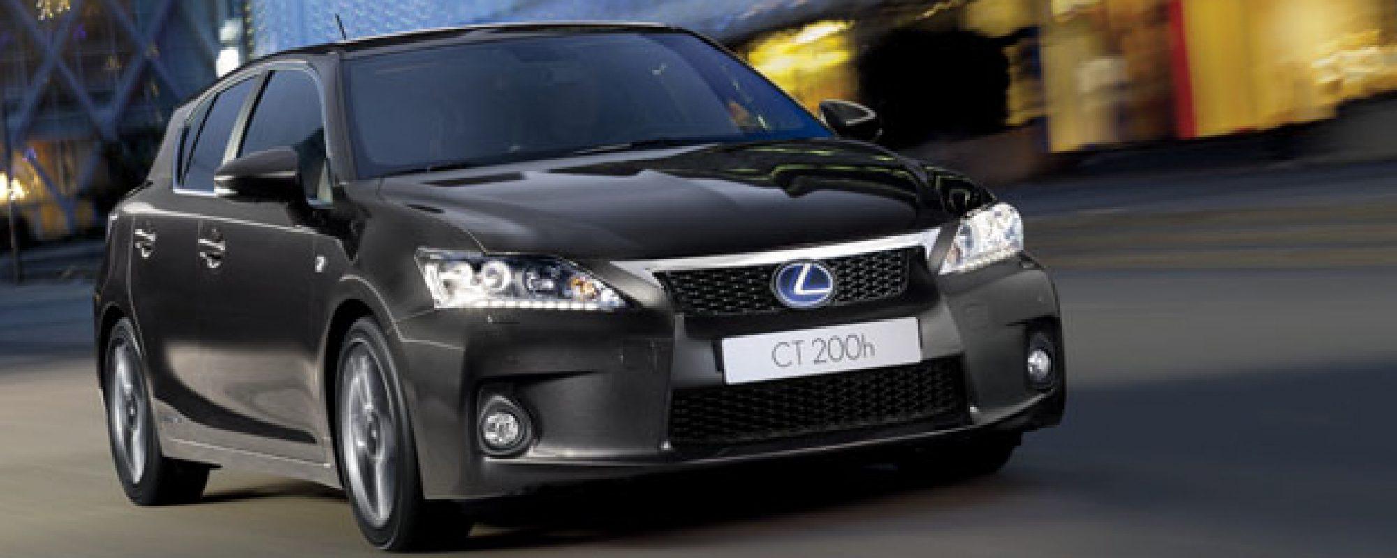Lexus CT 200h winnaar AutoWeek Tevredenheids Trofee