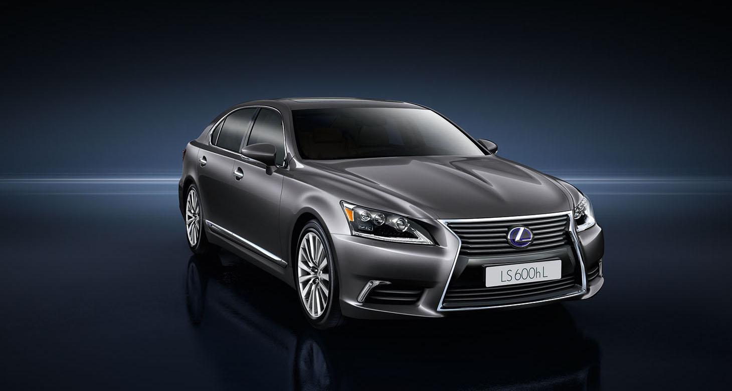 Lexus maakt prijs bekend van haar absolute topmodel: de LS 600h