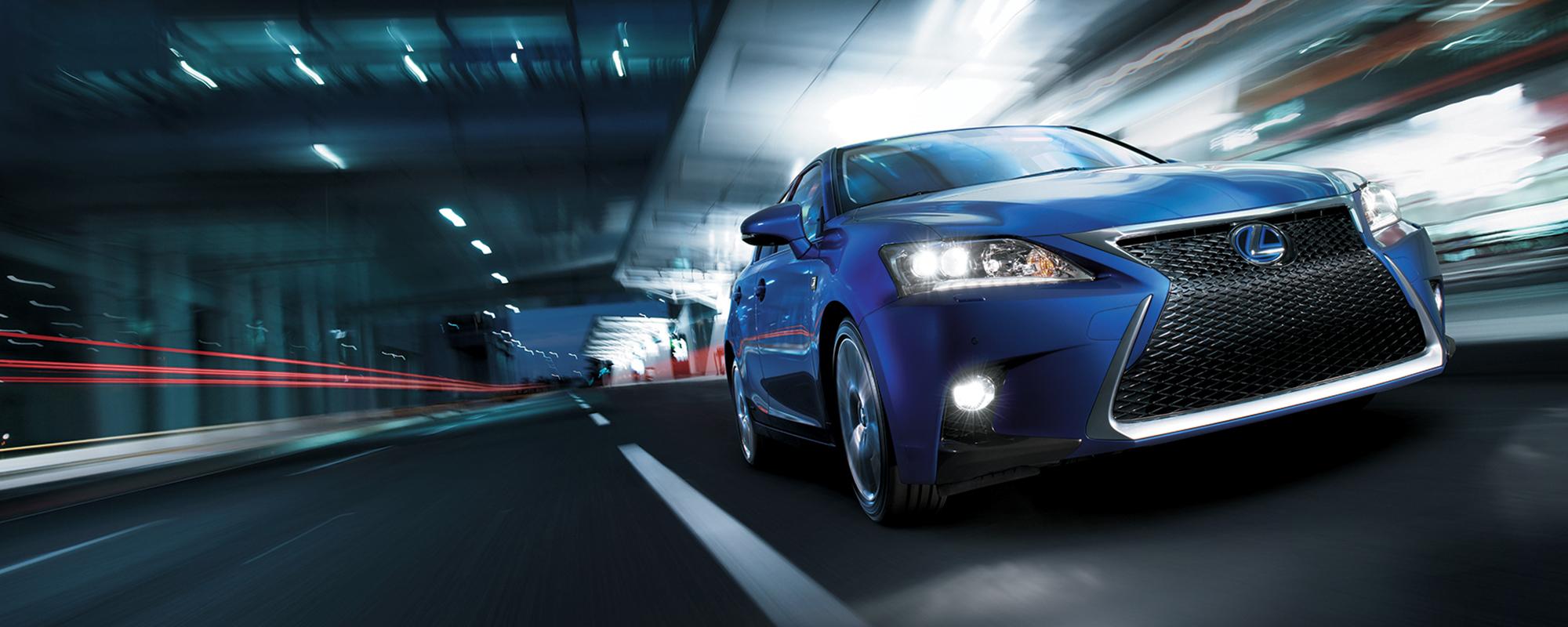Exclusieve preview nieuwe Lexus CT 200h