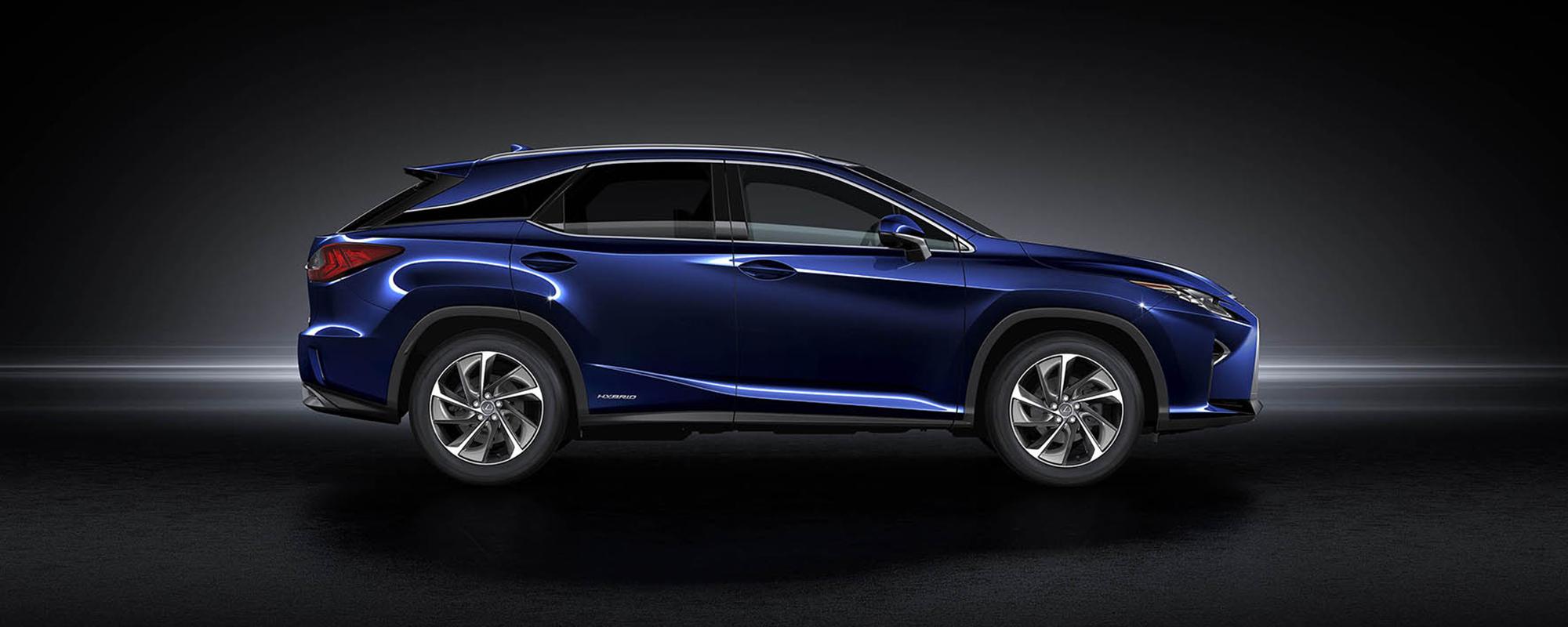 Nieuwe Lexus RX 450[h] zet luxe SUV segment op scherp