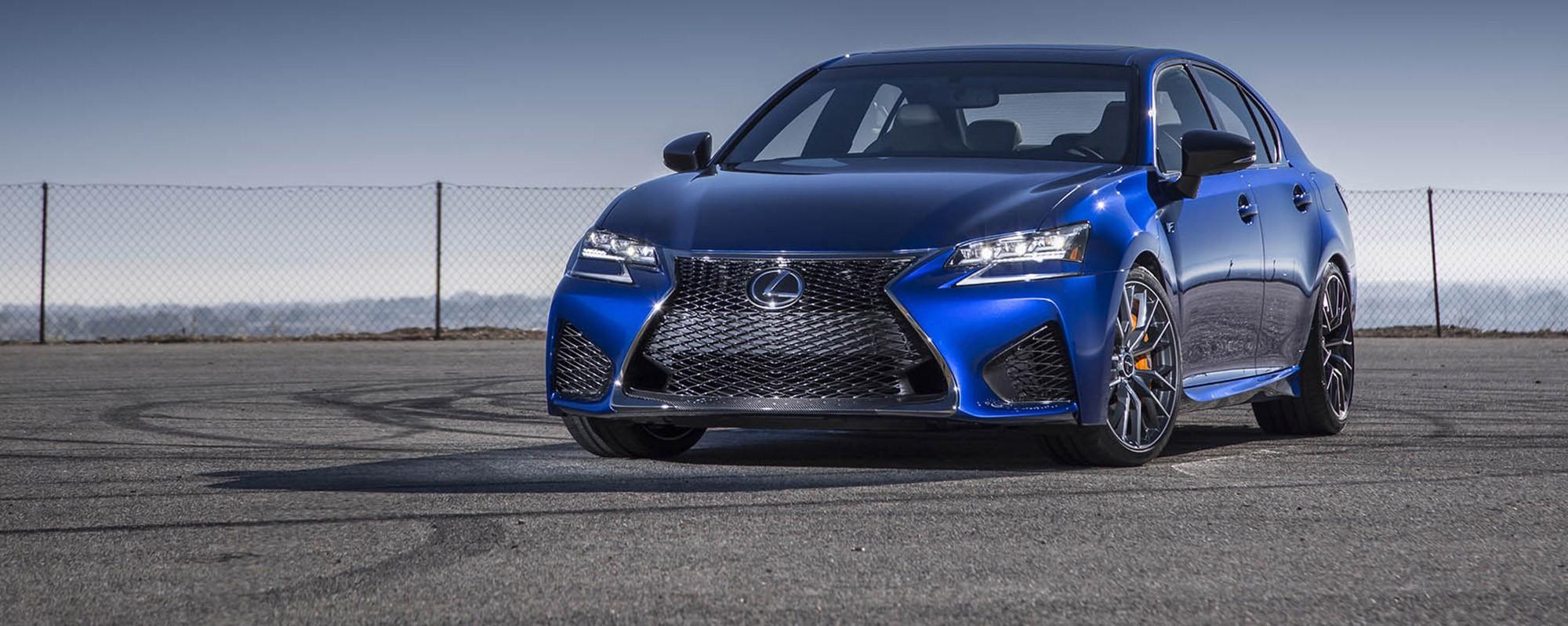 Lexus geeft prijzen vernieuwde GS én GS F vrij