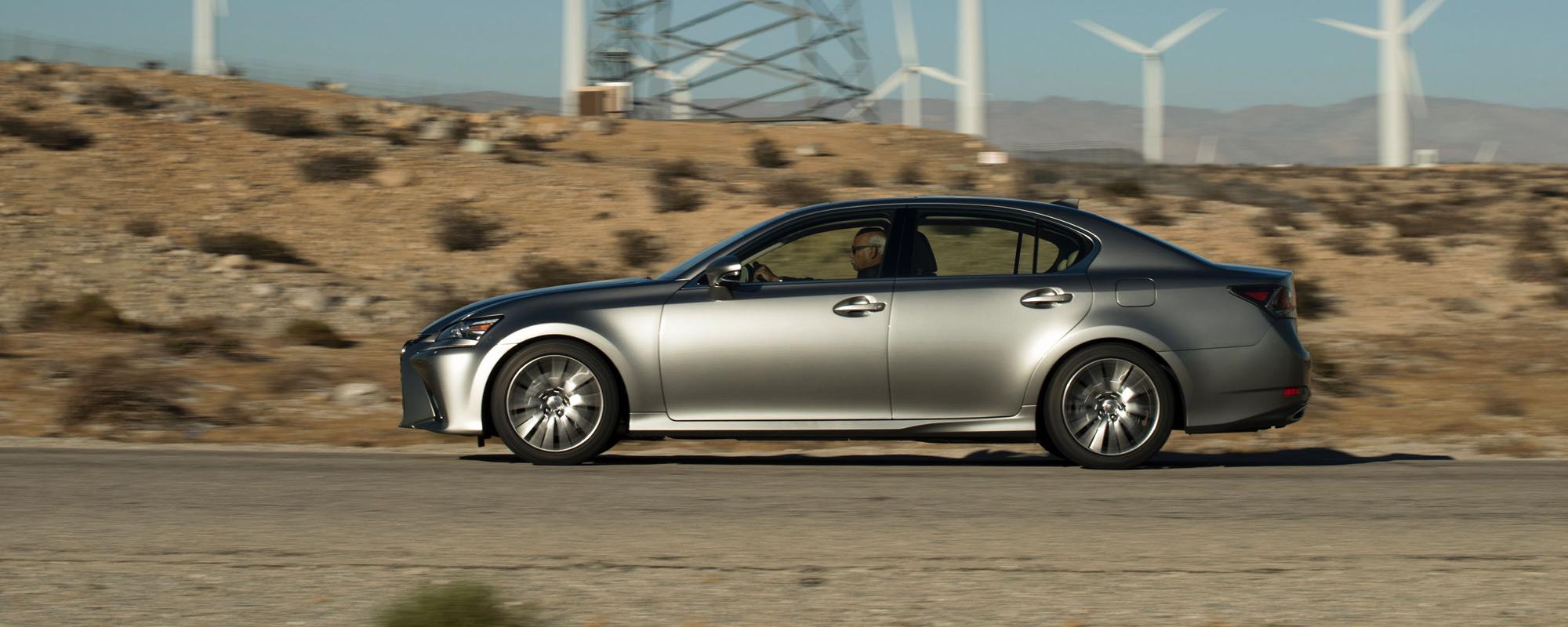 Lexus GS 300[h] in 2016 met 21% bijtelling