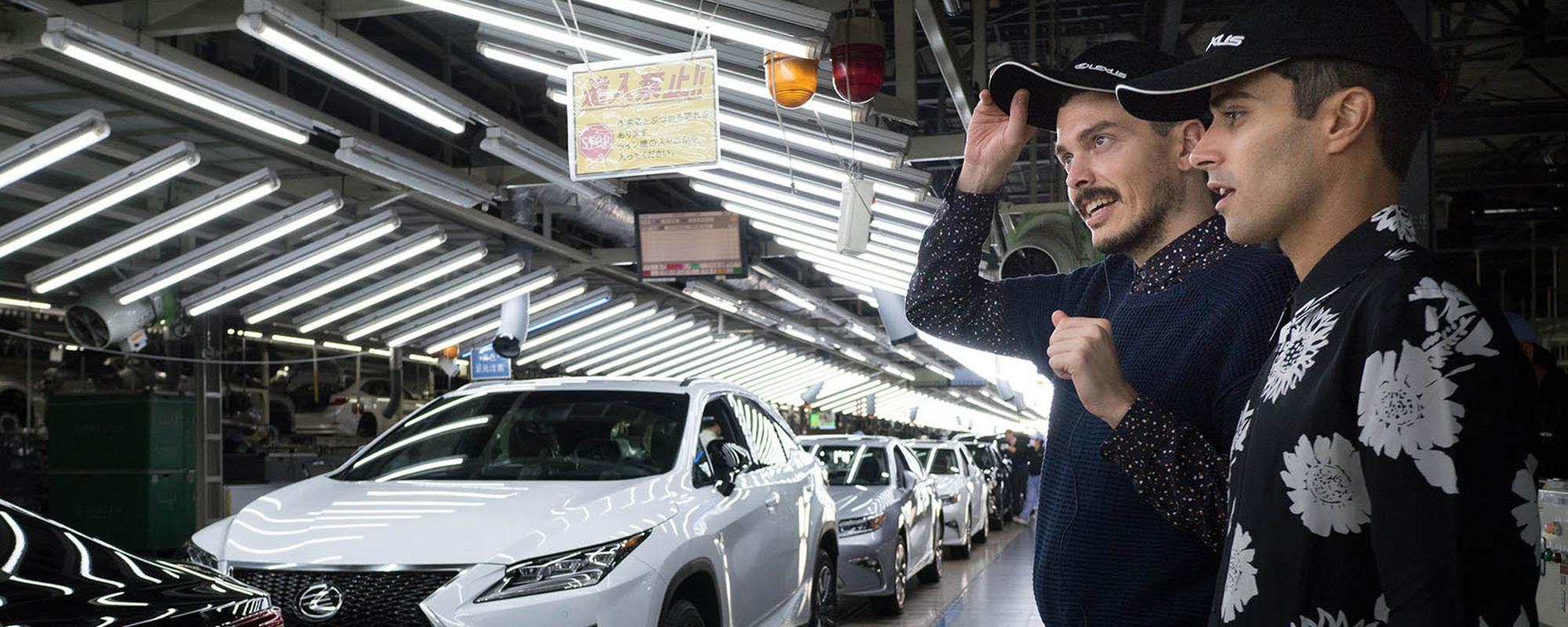 Lexus op Milan Design Week met Nederlandse accent in de tentoonstelling