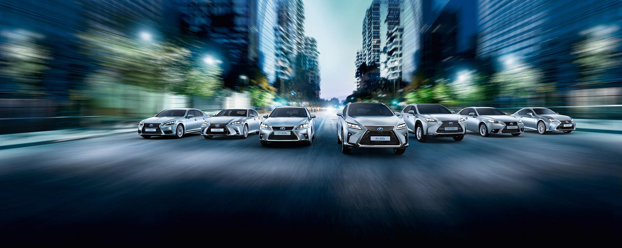 Lexus viert mijlpaal met vier jaar onderhoud zonder meerprijs op alle modellen