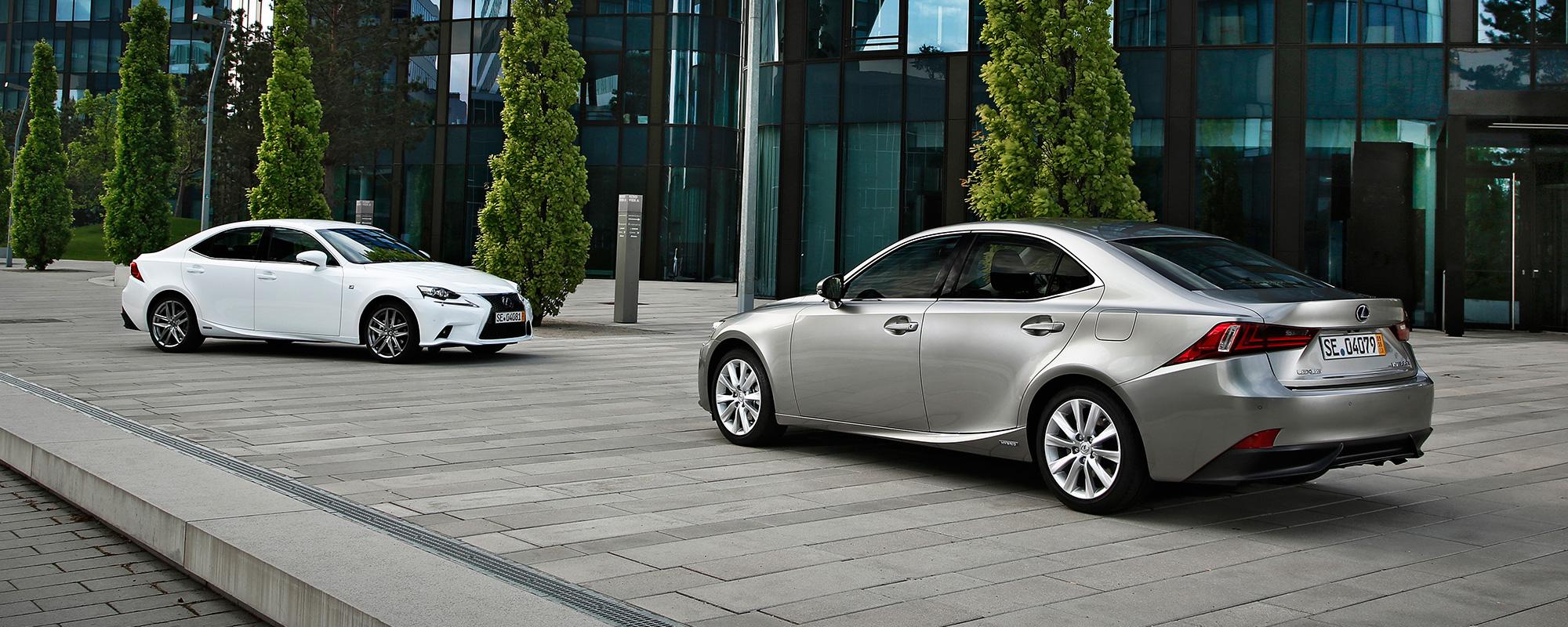 Lexus IS passeert de 1 miljoen verkopen