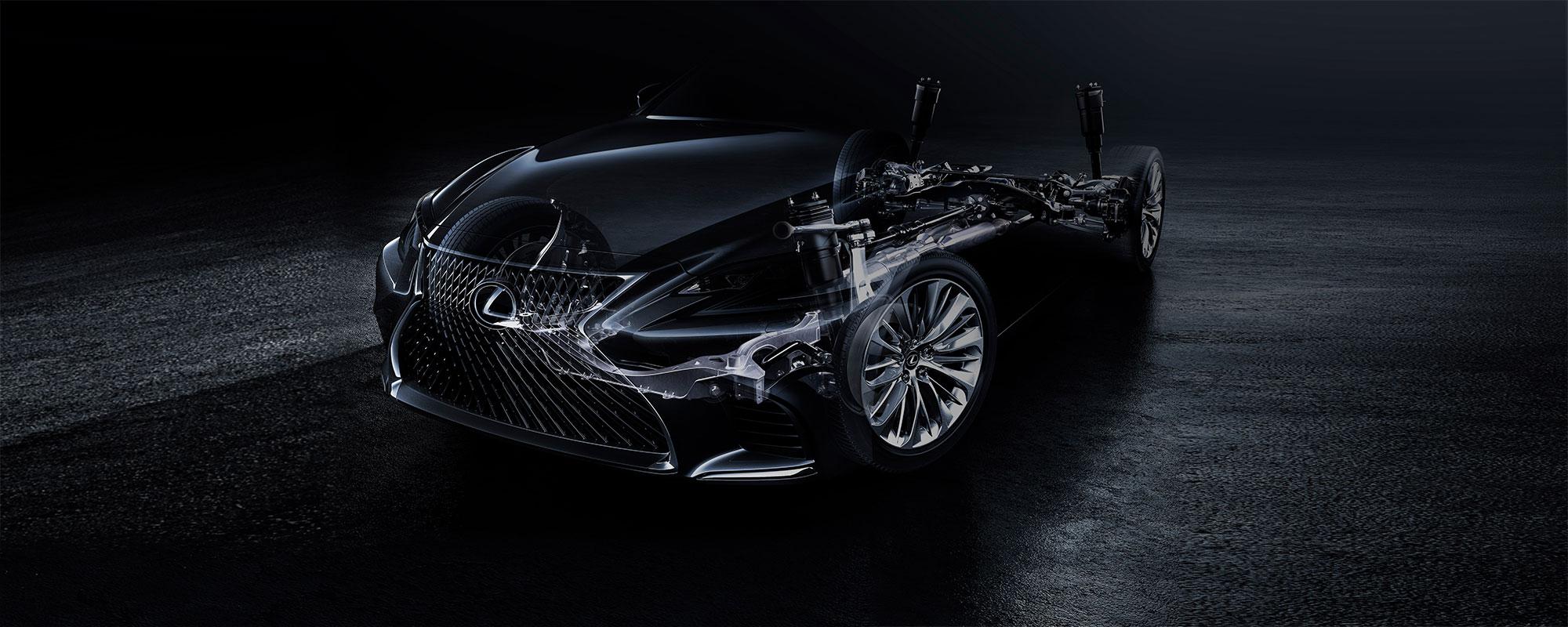 Wereldpremière nieuwe Lexus LS in Detroit