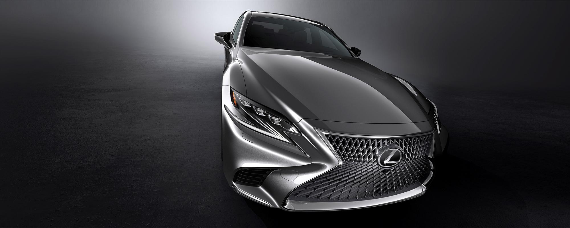 Multi Stage Hybrid in nieuwe Lexus LS 500[h] geeft high-performance gevoel