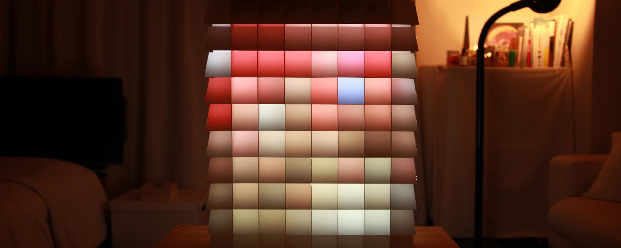 Lexus Design Award 2017 gaat naar 'Pixel' van Hiroto Yoshizoe