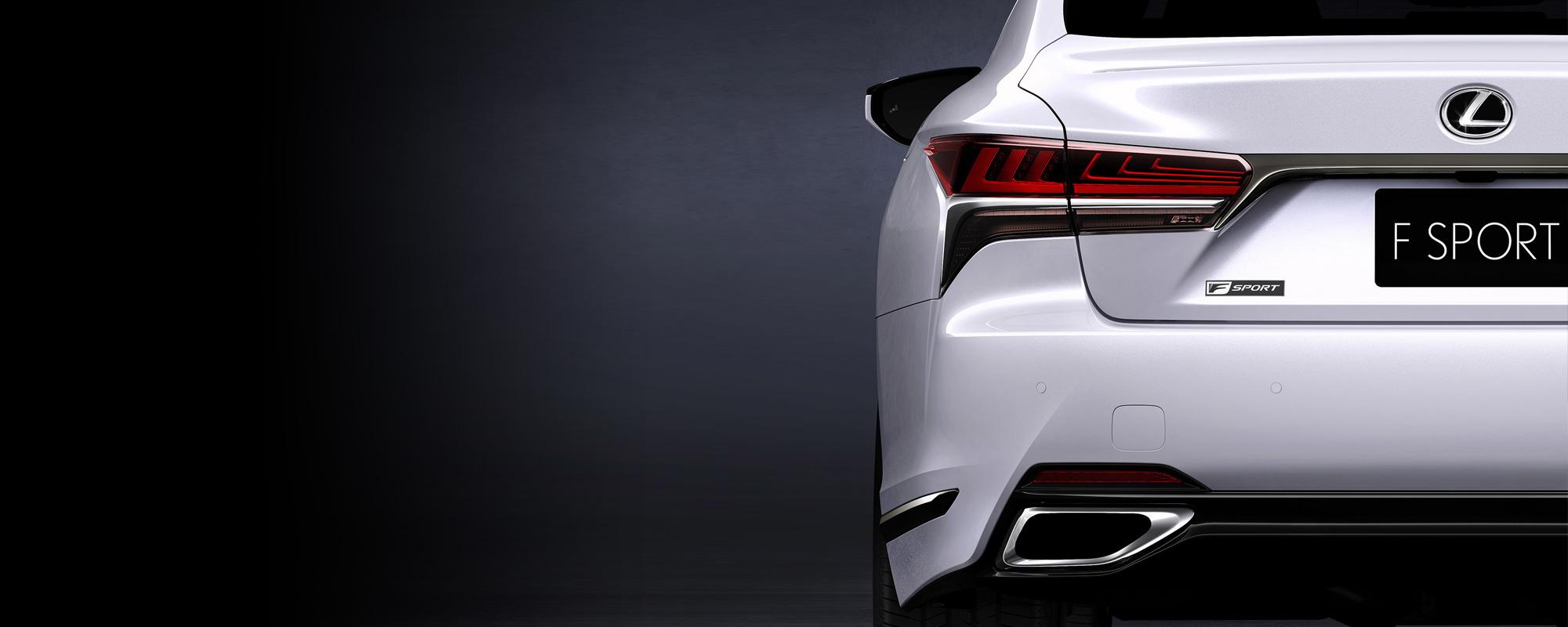 Nieuwe Lexus LS 500 F SPORT debuteert in New York