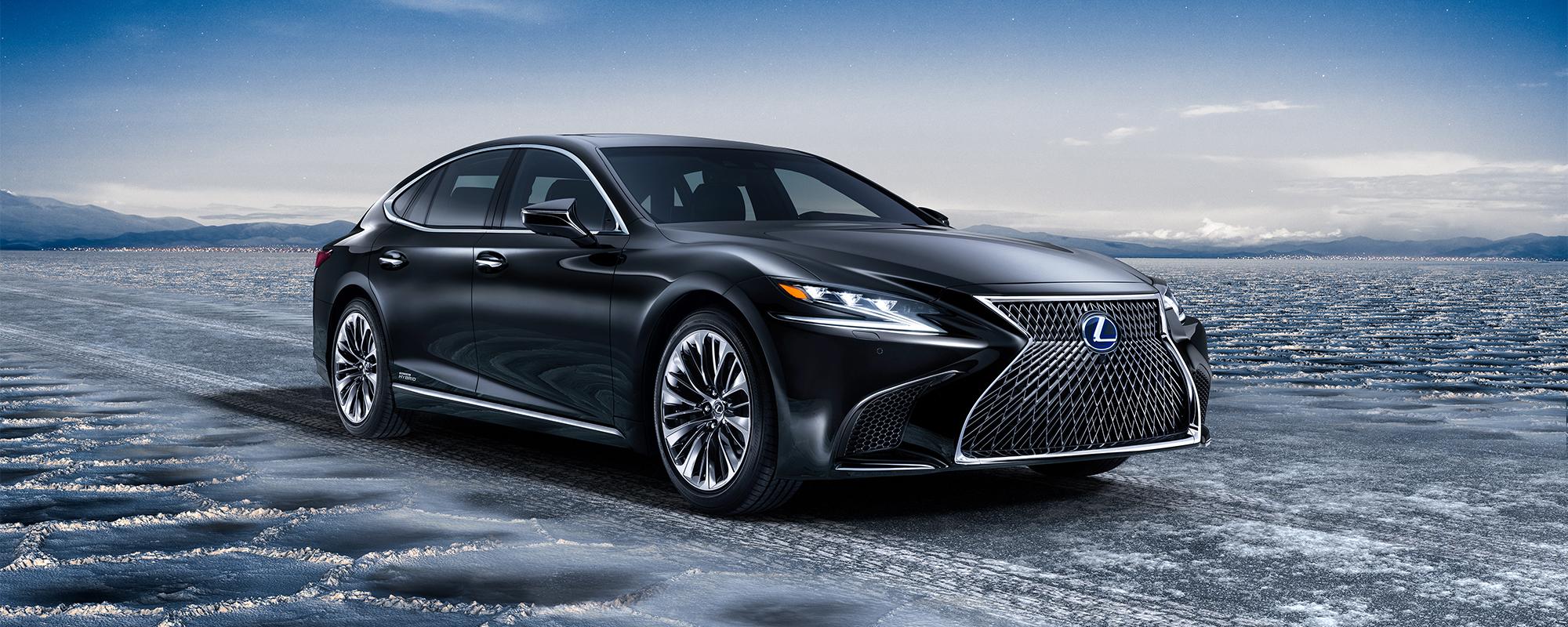 Nieuwe Lexus LS heeft een veiligheidsmissie