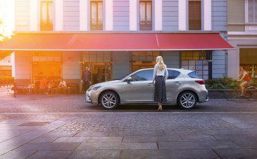 Lexus met 2 Europese premières naar IAA Frankfurt