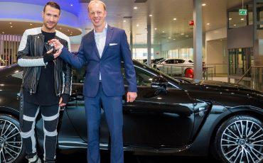 Wereldvermaarde dj Don Diablo zegt ja tegen Lexus