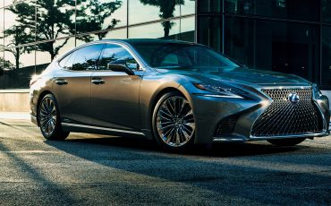 Lexus LS 500[h]: toppunt Japanse gastvrijheid vanaf medio december leverbaar