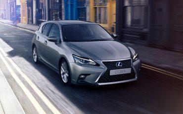 Vernieuwde Lexus CT 200[h]: efficiënte luxe hybride