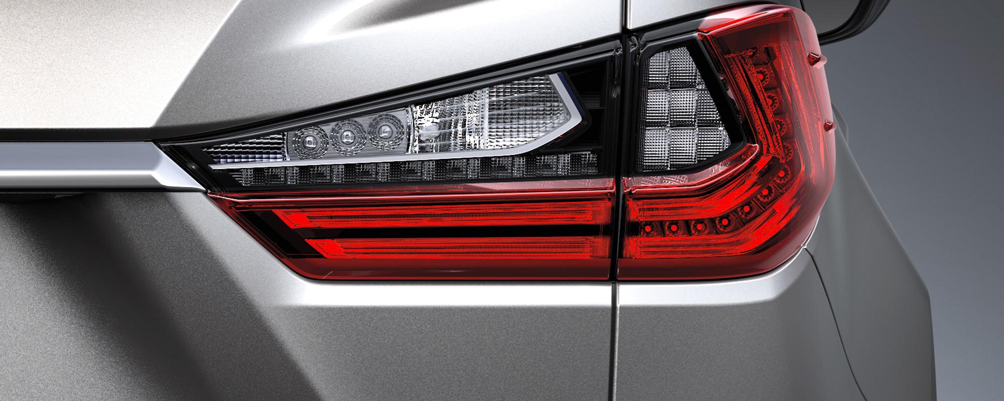 Nieuwe Lexus RX 450[h]L met drie zitrijen debuteert op Los Angeles Auto Show 2017