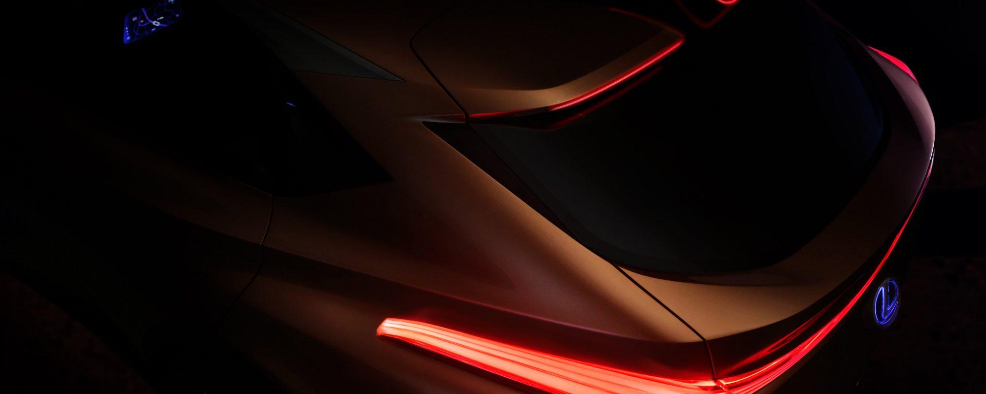 Nieuwe Lexus conceptcar kent geen grenzen