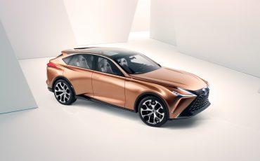 Lexus LF-1 Limitless biedt onbegrensde luxe