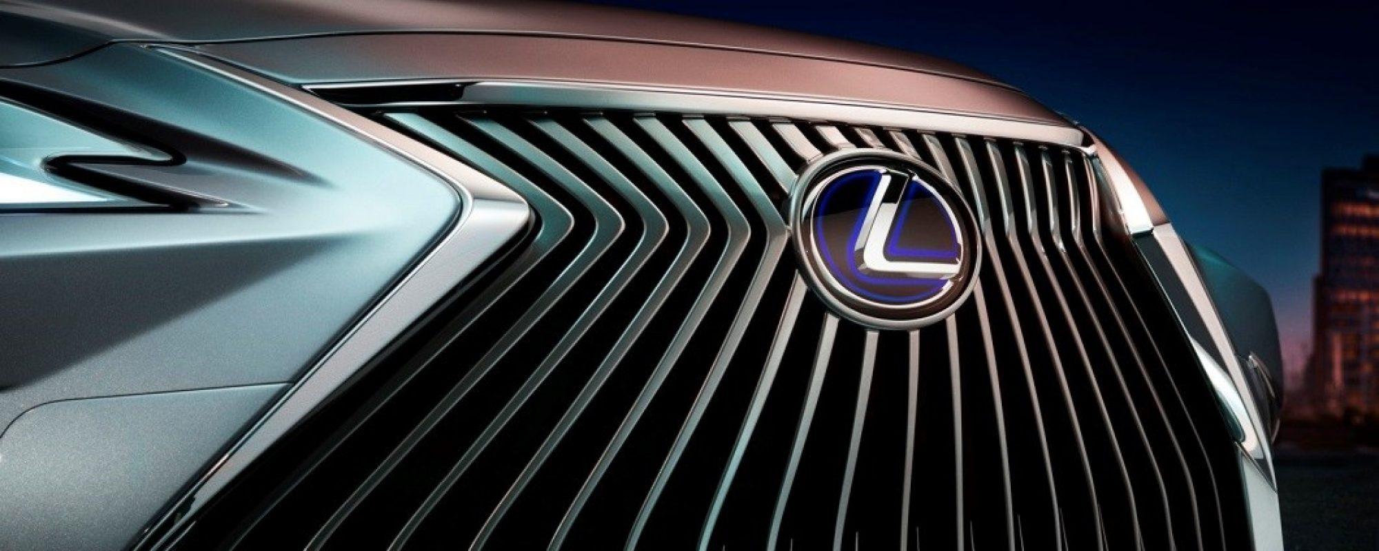 Wereldpremière in Beijing van totaal nieuwe Lexus