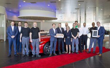 02-Lexus Amsterdam verkozen tot top 10 beste Lexus dealers van Europa