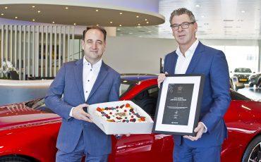 03-Lexus Amsterdam verkozen tot top 10 beste Lexus dealers van Europa