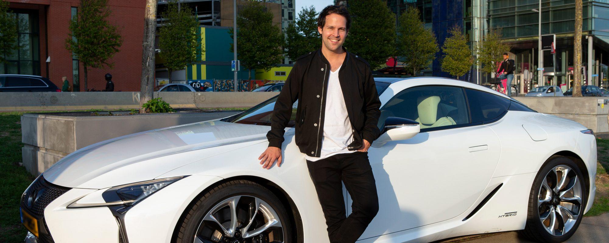 Lexus en Victor Mids zetten samenwerking voort