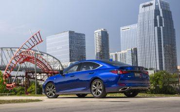 LEXUS ES 350 F SPORT - HEAT BLUE CL (4)