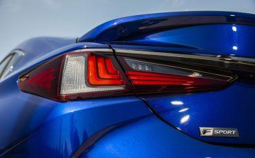 LEXUS ES 350 F SPORT - HEAT BLUE CL (7)