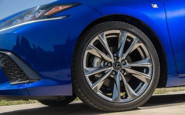 LEXUS ES 350 F SPORT - HEAT BLUE CL (9)